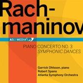 Rachmaninov: Piano Concerto No. 3 - Symphonic Dances by Various Artists