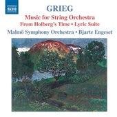 Grieg: Music for String Orchestra de Bjarte Engeset