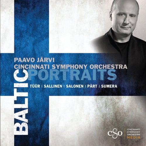 Baltic Portraits by Paavo Jarvi