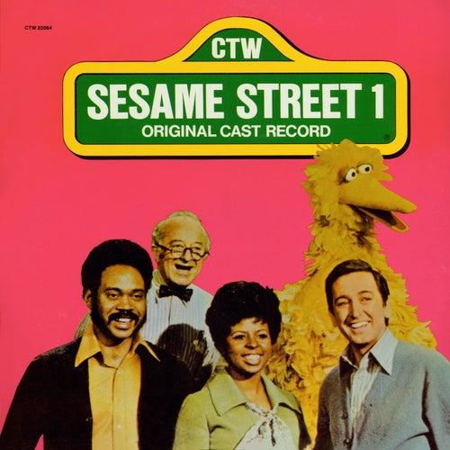Sesame Street: Sesame Street 1 Original Cast Record, Vol. 1 by Various Artists