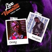 love nwantiti (feat. Franglish) (French Remix) de C-Kay