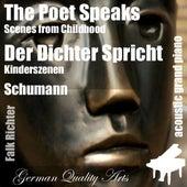 The Poet Speaks , Der Dichter Spricht ( Scenes from Childhood , Kinderszenen ) (feat. Falk Richter) - Single von Robert Schumann