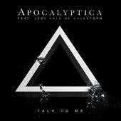 Talk To Me (feat. Lzzy Hale) von Apocalyptica