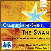 Saint-Saens: The Swan from The Carnival of the Animals by Annie d'Arco