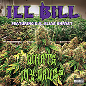 WHAT'S MY DRUG? by Ill Bill