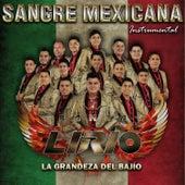 Sangre Mexicana (Instrumental) de Banda Lirio