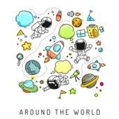 AROUND THE WORLD von Luvtaitai