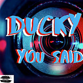 You Said by Ducky