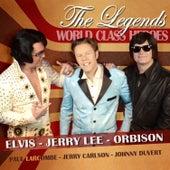 World Class Heroes de The Legends