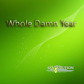 Whole Damn Year by Saxtribution