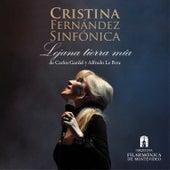 Lejana Tierra Mía (En Vivo) de Cristina Fernández
