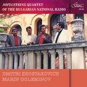 Shostakovich & Goleminov: Chamber Works (Live) de Sofia String Quartet