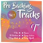 Pro Backing Tracks T, Vol.1 by Pop Music Workshop