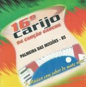 16° Carijo da Canção Gaúcha, Palmeira das Missões -RS: A Música Com Sabor de Mate Novo by Vários Artistas