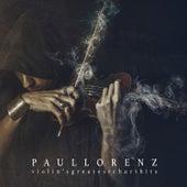 Violin's Greatest Chart Hits de Paul Lorenz