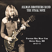 Done Somebody Wrong (Live at Painters Mill Music Fair - 10-17-71) by The Allman Brothers Band