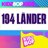 194 Länder de KIDZ BOP Kids