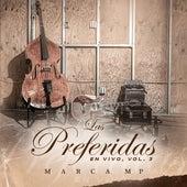 Las Preferidas, Vol. 3 (En Vivo) (En vivo) by Marca MP