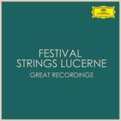 Festival Strings Lucerne Great Recordings de Festival Strings Lucerne