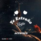 Te Extraño :( ([Lado B] - 001 Te Extraño :( (Versión Acústica)) von Rombai