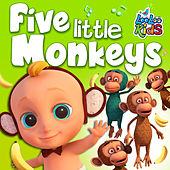 Five Little Monkeys by LooLoo Kids