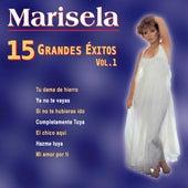 15 Grandes Éxitos, Vol. 1 fra Marisela