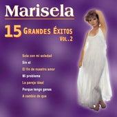 15 Grandes Éxitos, Vol. 2 fra Marisela