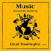 Music Around the World by Dinah Washington, Vol. 1 de Dinah Washington