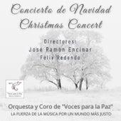 Concierto de Navidad von José Ramón Encinar Orquesta y Coro de Voces para la Paz
