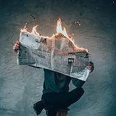 The World Is on Fire by Skizzo Franick