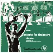 Bartók: Concerto for Orchestra - Glinka: Kamarinskaja - Rossini: Il signor Bruschino Overture de Fritz Reiner