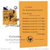 Brandenburg Concertos 1 - 6 (Remastered) de Fritz Reiner