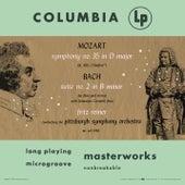 Reiner Conducts Mozart & Bach by Fritz Reiner