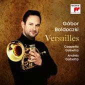 Flute Concerto in A Minor/II. Première Gavotte - Deuxième Gavotte (Arr. for flugelhorn and orchestra by Soma Dinyés) von Gábor Boldoczki
