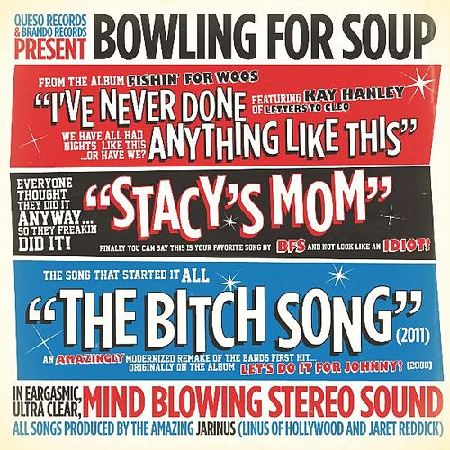 I've Never Done Anything Like This by Bowling For Soup