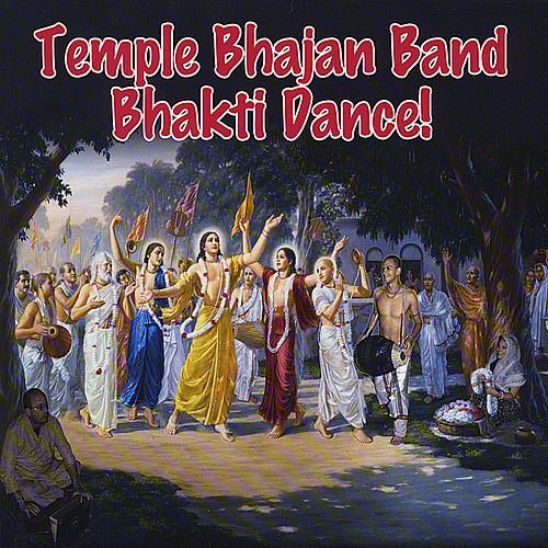 Bhakti Dance by Temple Bhajan Band