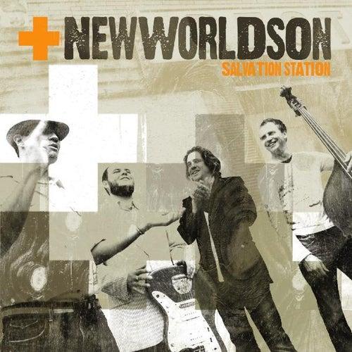 Salvation Station by Newworldson