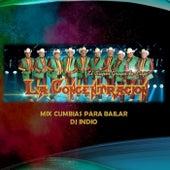 Mix Cumbias para Bailar: La Chica de los 7 Vestidos / La Mini Mini / La Cadenita / La Niña Bonita / Varita de Caña / Cumbia Buchona / Charanga Guararé /Vacilando / Caman Beibi / A las Pipis y Gañas / Cumbia Macabra / Violincito Cumbiero / El Yaqui / Al de La Concentración