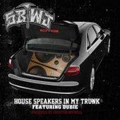 House Speakers in My Trunk de Sabotawj