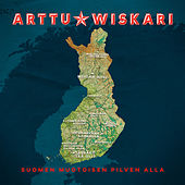 Suomen muotoisen pilven alla de Arttu Wiskari