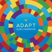 Global Underground: Adapt #4 ((Mixed)) von Various Artists