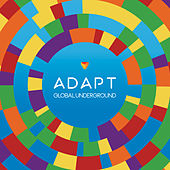 Global Underground: Adapt #4 ((Mixed)) de Various Artists