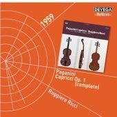 Paganini: 24 Caprices for Violin, Op.1 (Complete) de Ruggiero Ricci