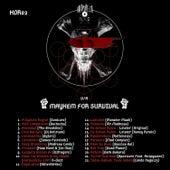 Hardcodelia 02: Mayhem for Survival de Various Artists