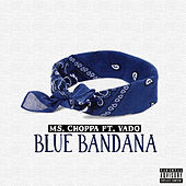 Blue Bandana van Ms. Choppa