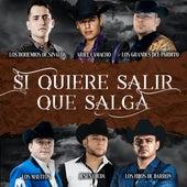 Si Quiere Salir Que Salga van Los Bohemios de Sinaloa