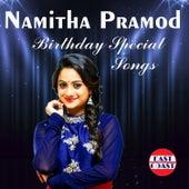 Namitha Pramod Birthday Special Songs de Vidyasagar