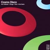 Cosmo Disco di Kadosh, Pongo, Kovi, Kris Davis
