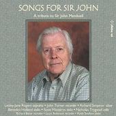 Songs for Sir John by Lesley-Jane Rogers