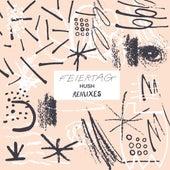 Hush Remixes by Feiertag